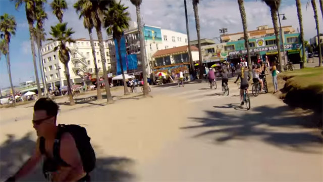 Beach Cam Live Streaming Webcam From Venice Beach