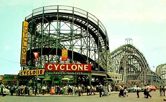 Coney Island -Nickel Empire (1920's - 1930's)