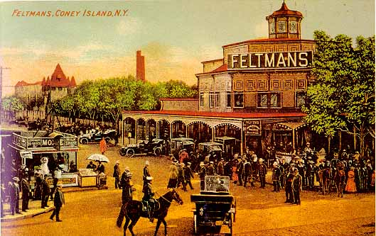 Feltman S Of Coney Island Brooklyn Ny