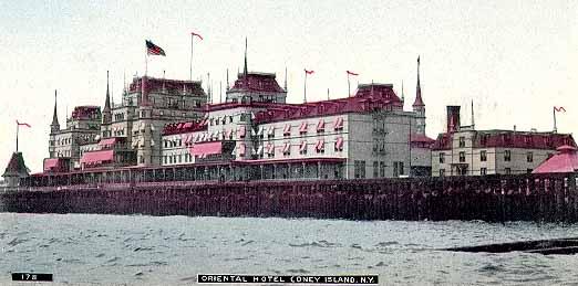 The Oriental Hotel 1890 S