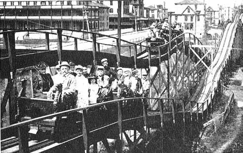 First Roller Coaster