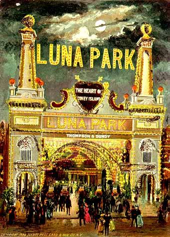 Luna Park Coney Island History