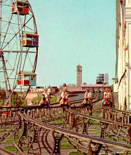 Coney Island On Six Mile