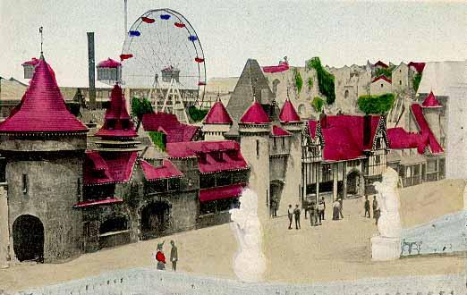 Midget City Coney Island