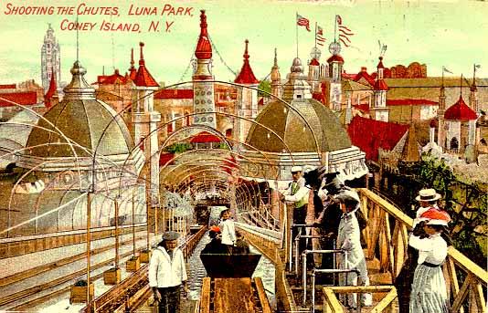 Tunnel Of Love Coney Island