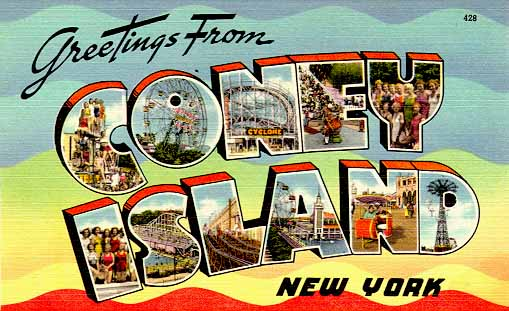 Coney Island History Web Site
