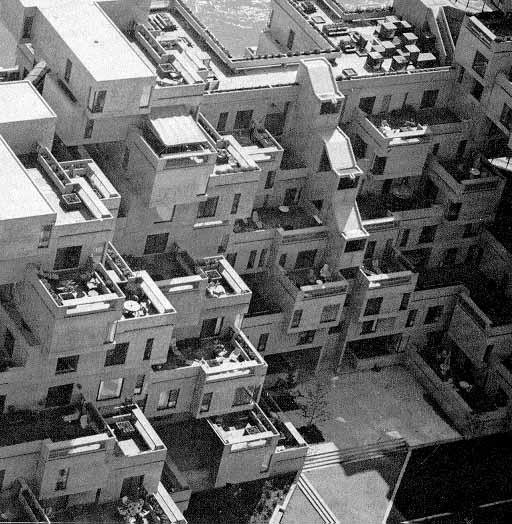Expo 67 Habitat 67