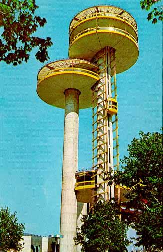 Hudson Ny Map >> 1964 World's Fair - New York State
