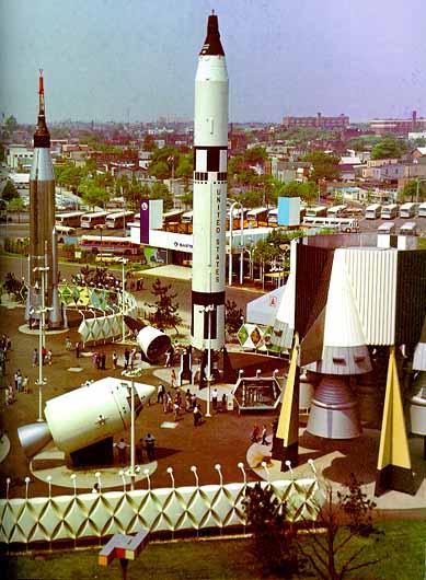 New York 1964 World\'s Fair - Technology